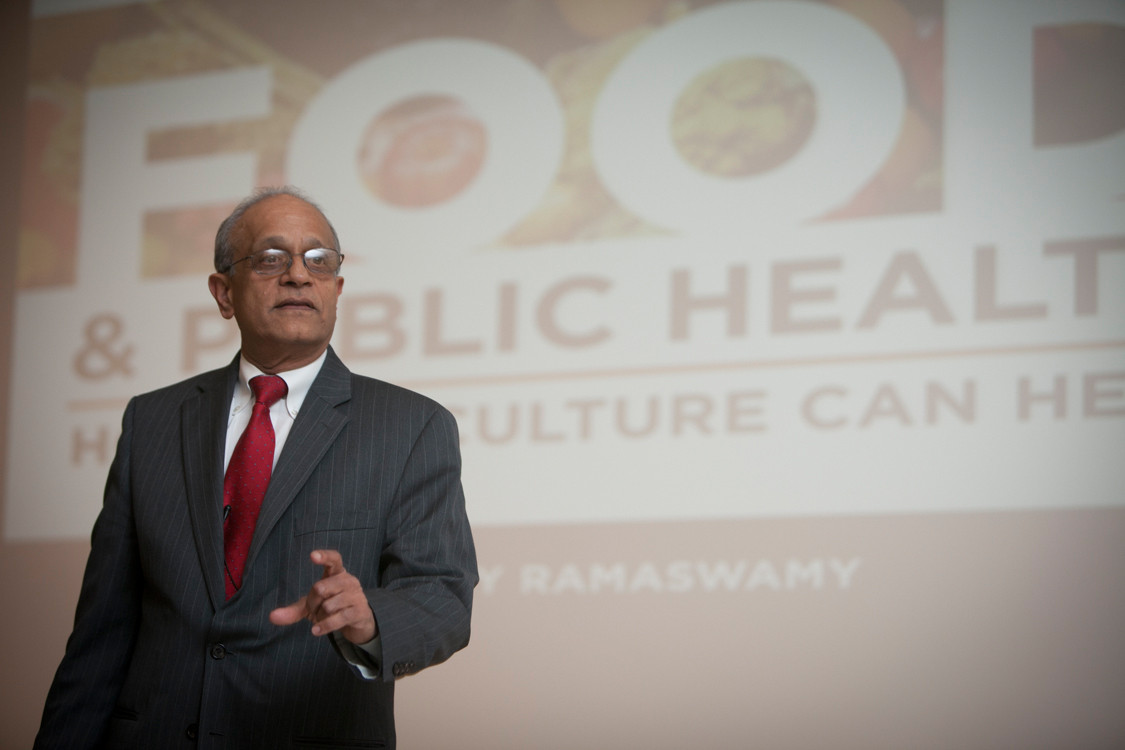 Director of USDA's National Institute of Food and Agriculture