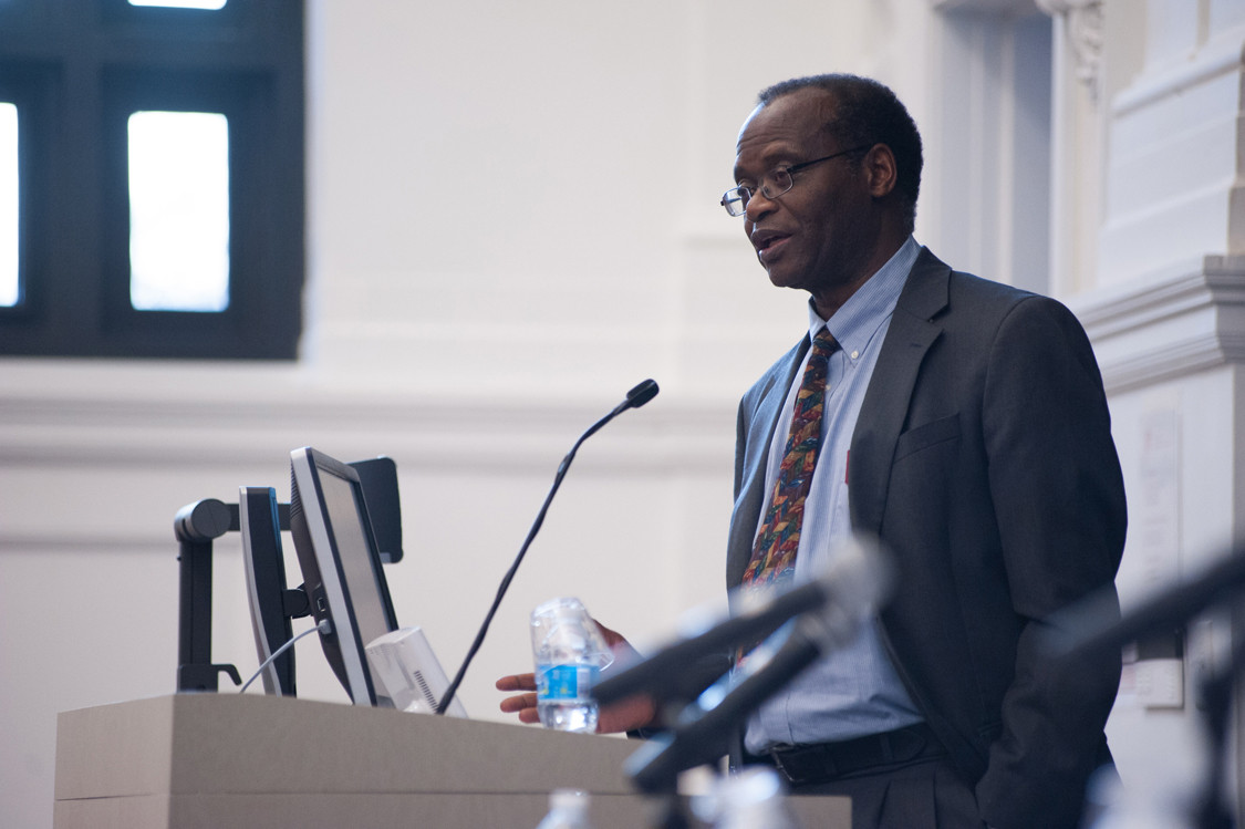 Professor Muna Ndulo