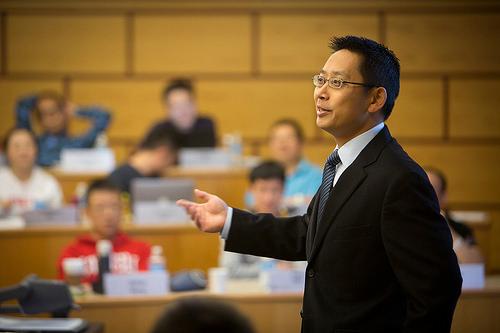 Cornell-Tsinghua MBA program