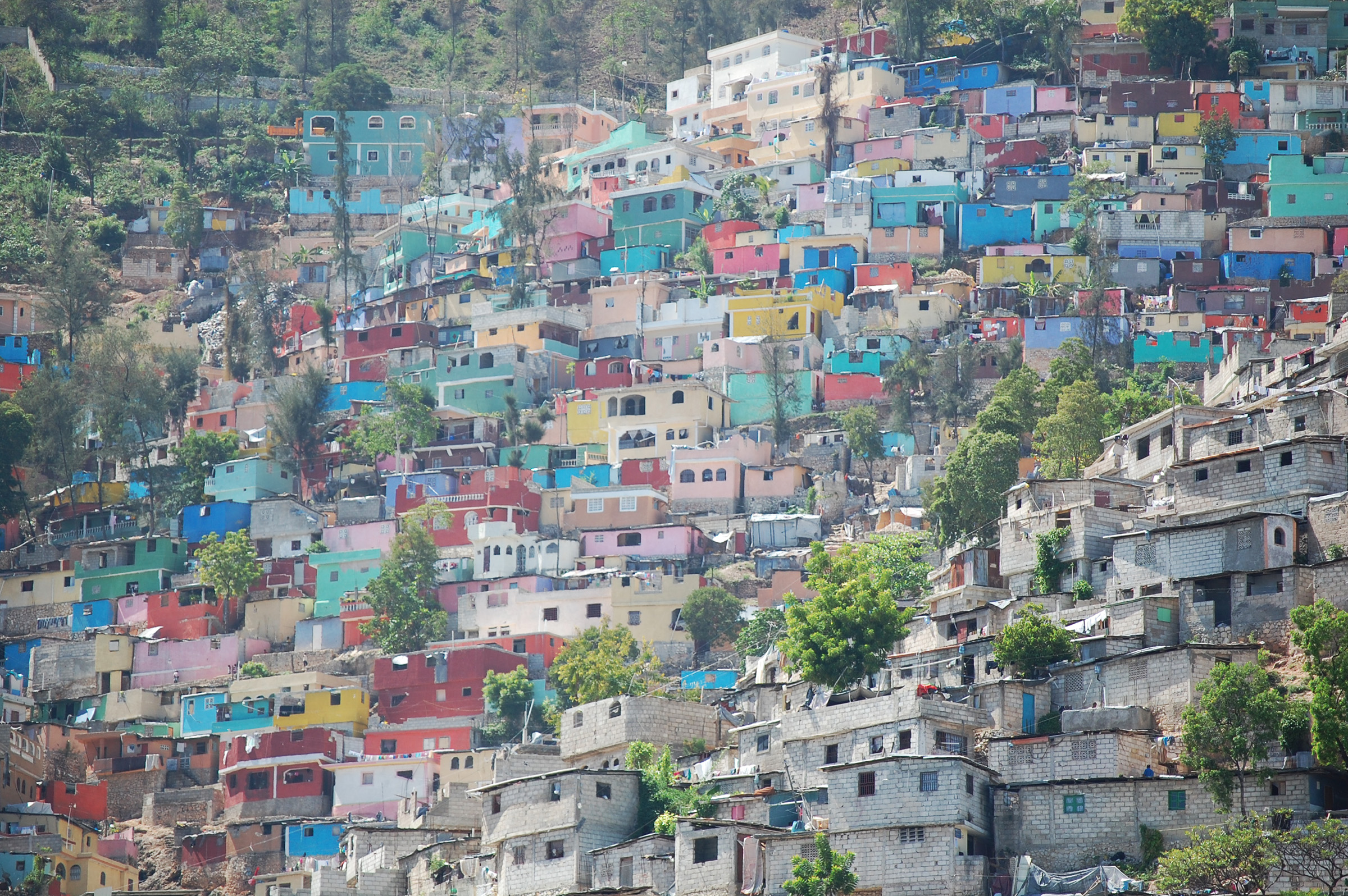 Jalousie, Port-O-Prince, Haiti
