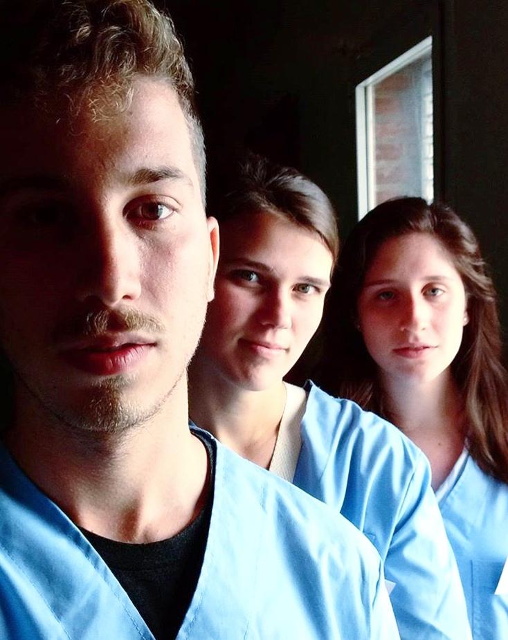 Sklar on hospital visit