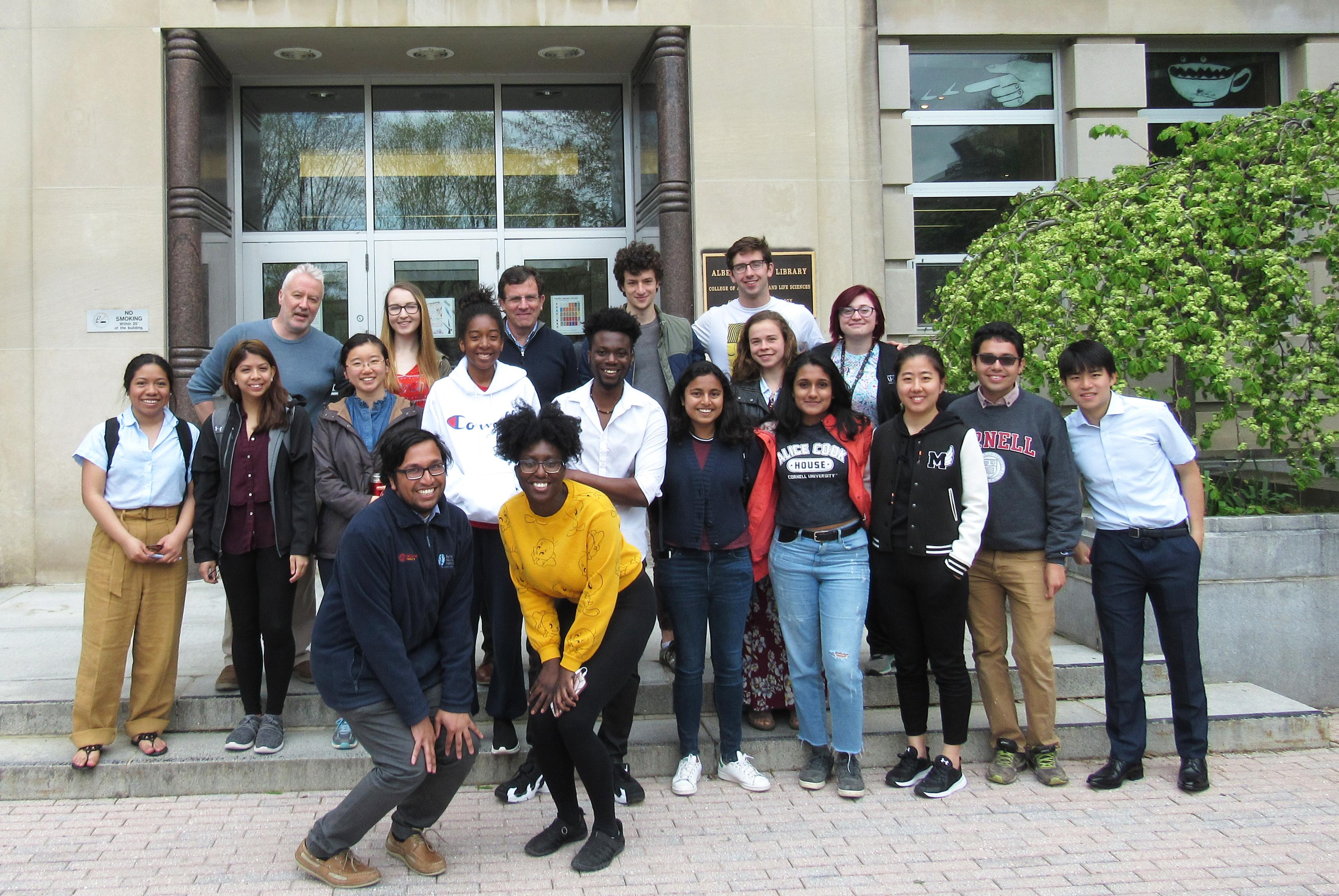 2019 class reunion in Ithaca