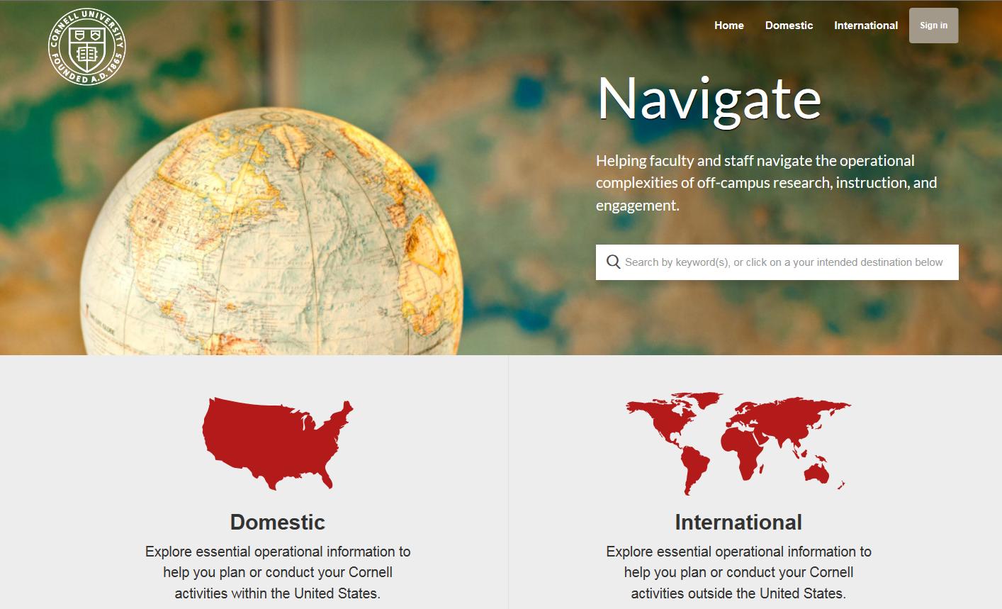 navigate.cornell.edu